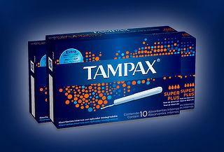 Pack 3 Tampax Super Plus