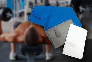 Pack 2 Toallas Deportivas de Microfibra