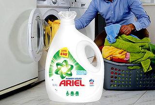Ariel Líquido Doble Poder 4 litros