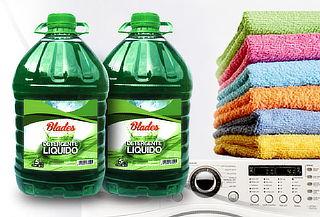 10 Litros de Detergente Líquido Blades