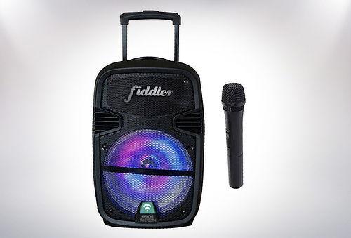 Parlante Bluetooth Karaoke + Micrófono Inalámbrico.