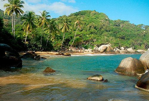 Caribe Colombiano, Santa Marta, 6 Días vía LAN