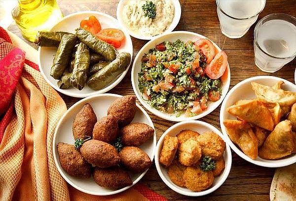 Picoteo Árabe para 2 en Restaurant Al Qud's, Ñuñoa