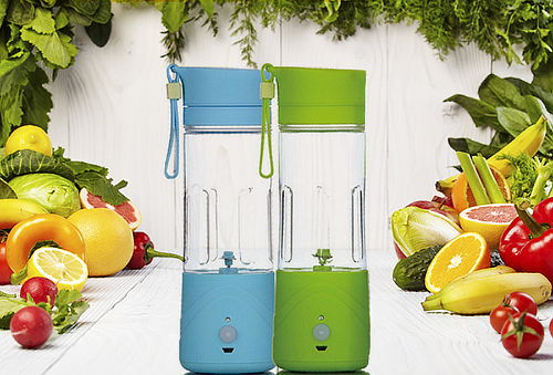 OUTLET - Vaso Shake Automatico Verde