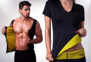 OUTLET - Camiseta Quema Grasa Y Reduce Tallas