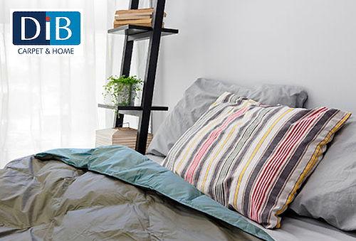 OUTLET - Plumon Pluma Portofino 165x220 Bicolor Dib T021215-0000/00 Rosa / Turquesa