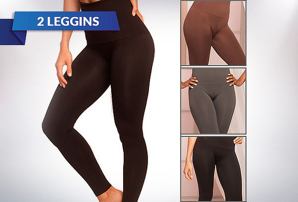 OUTLET -  Leggins Slim And Tone Mujer  M