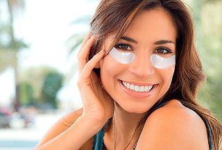 50% 6 Máscaras para Ojeras de Colágeno y Ácido Hialurónico