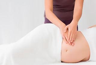 Masaje para mujeres embarazadas, Las condes