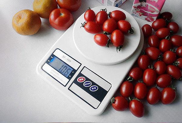 Pesa de Cocina Digital