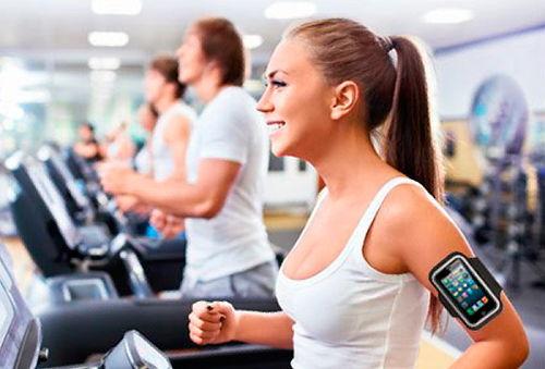 Brazalete deportivo para celular