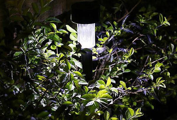 43% Pack 5 Estacas Luz Led con Carga Solar