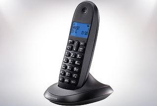 Teléfono inalámbrico Motorola