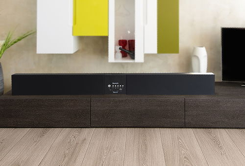 Parlante Sound Bar Musashi Bluetooth