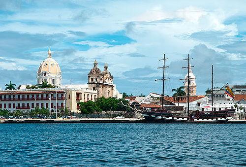 Cartagena de Indias 5 Noches con pensión completa vía LAN