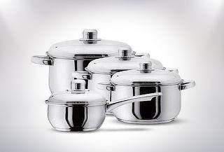 Set Batería de Cocina 8 Piezas Wens!