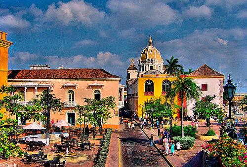 Cartagena de Indias, 7 noches, traslados y mas  vía LAN