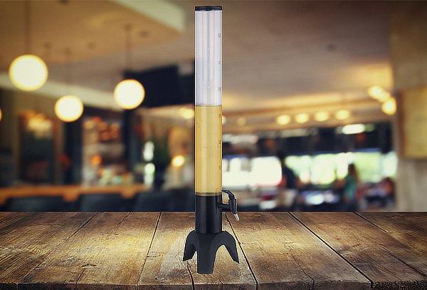 40% Dispensador de Cerveza de 3 Litros.