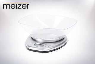 Pesa Digital de Cocina Meizer