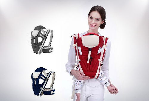 43% Mochila Baby Carrier Finestra Kids