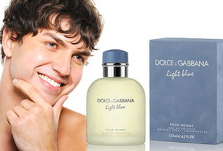 Perfume Light Blue Men de Dolce & Gabanna 125ml