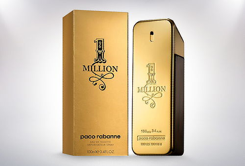 Perfume One Million de Paco Rabanne de 100 ml.