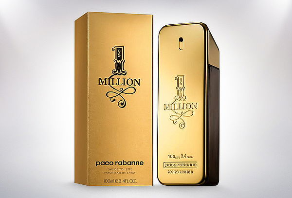 Perfume One Million de Paco Rabanne de 100 ml.