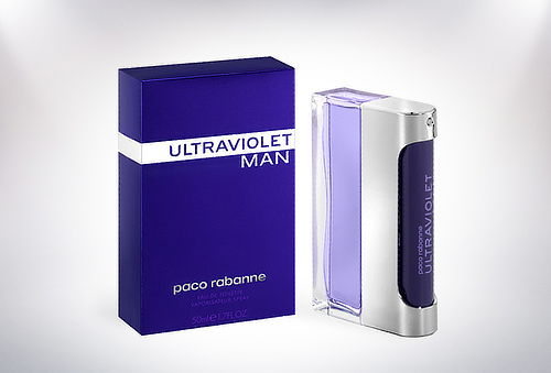 Perfume Ultraviolet de Paco Rabanne de 100 ml.