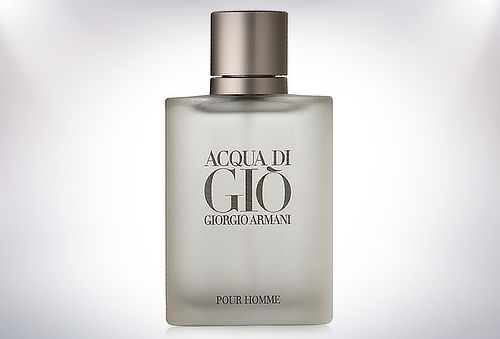 Perfume Acqua Di Gio de 100 ml.