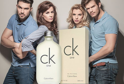 Perfume Calvin Klein ONE 200 ml.