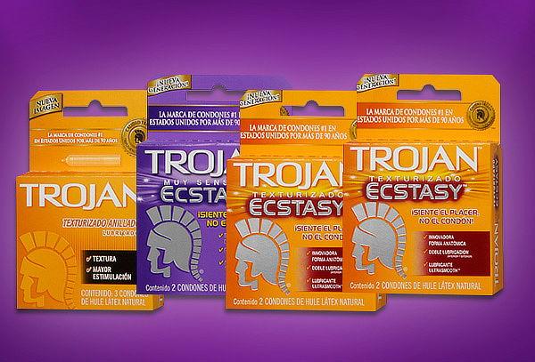 Pack 13 o 26 Preservativos Trojan, variedades sensitivas.