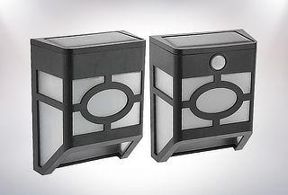 Pack 2 Foco Solar de 4 Led Para Exterior, Elige tu Modelo!