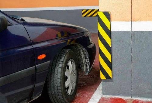 Esponja Viscoelástica Protectora para Estacionamiento!