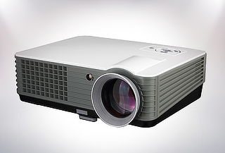 Proyector Led HD 2000 Lúmenes