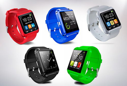 Pack 2 Smartwatch para Android y iPhone