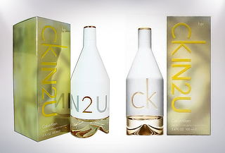 Perfume Ck IN2U Mujer 150 ml.