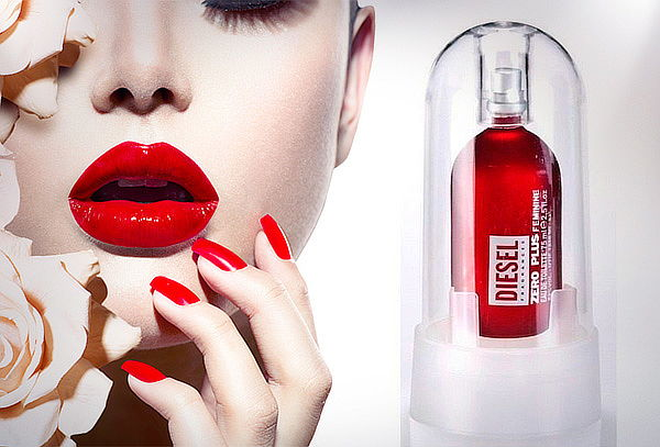 Perfume Diesel Zero Plus 75ml para Mujer!