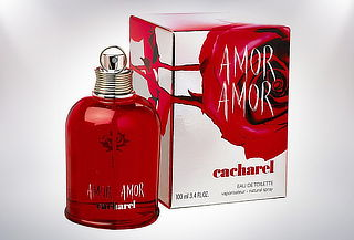 Perfume Amor Amor 100ml Cacharel!