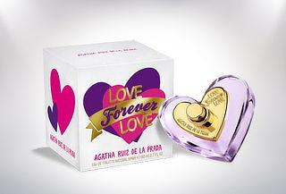Perfume Love Forever Love 80 ml Agatha Ruiz de la Prada