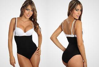 31% Faja Body Busto Descubierto Bikini