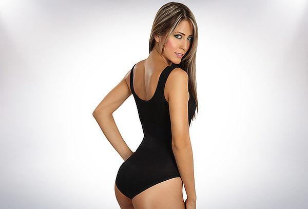 Body Esqueleto Térmico Bikini