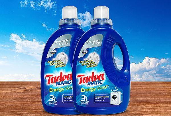 Pack 2 Tadea Matic Energie Wash de 3lt cada uno!