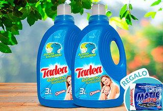 Pack 2 Bálsamos Suavizantes Tadea 3 lt Cada Uno!