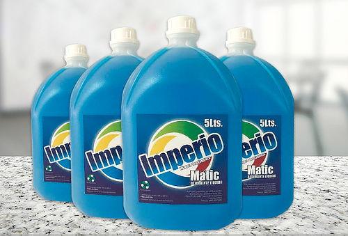 20 Litros Detergente Líquido Matic Imperio!