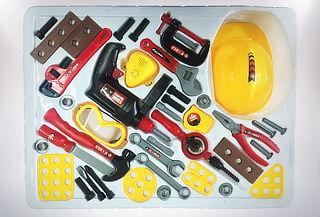 Set de construcción 41 piezas
