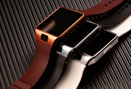 Smartwatch DZ09 con bluetooth