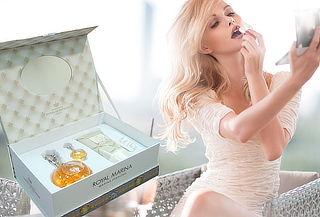 Marina de Bourbon, Royal Diamond 100 ml y más