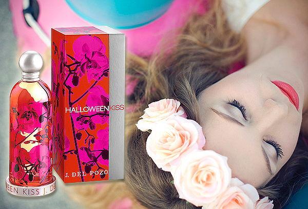 Perfume Jesus del Pozo Halloween Kiss 100 ml