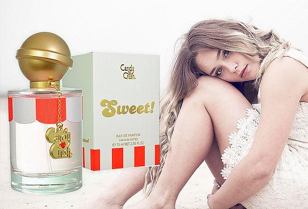 50% Perfume Candy Crush Sweet 75 ml