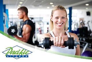 Paga $133.100 por 1 Plan Anual en Pacific Fitness